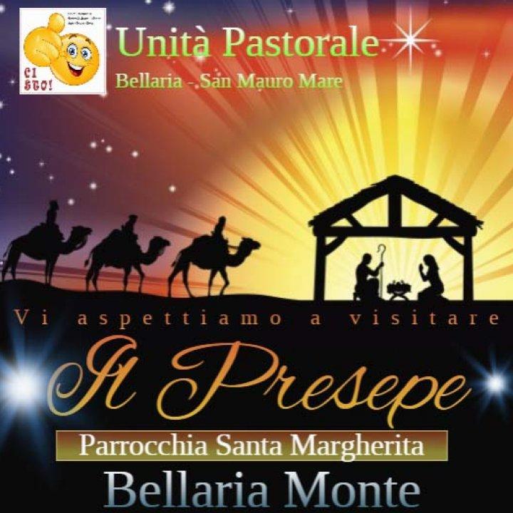 IL PRESEPE DI BELLARIA MONTE
