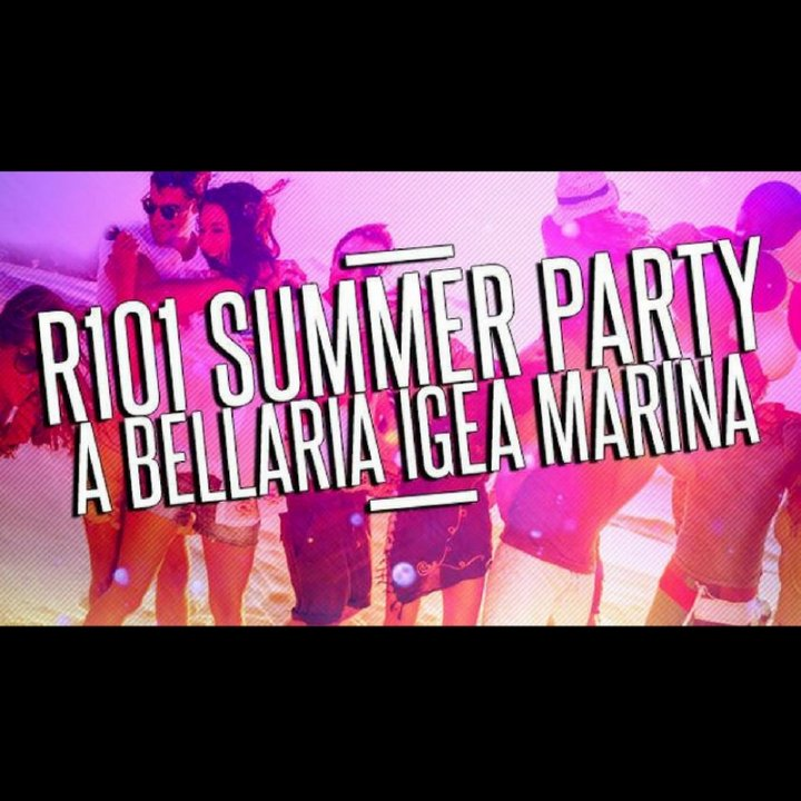 R101 SUMMER PARTY