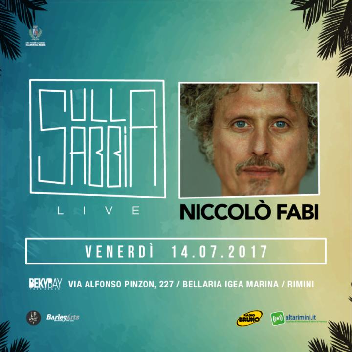 SULLASABBIA | NICCOLO' FABI