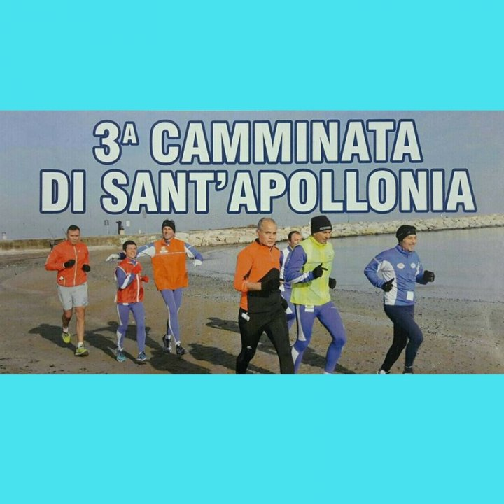 3^ CAMMINATA DI SANT'APOLLONIA