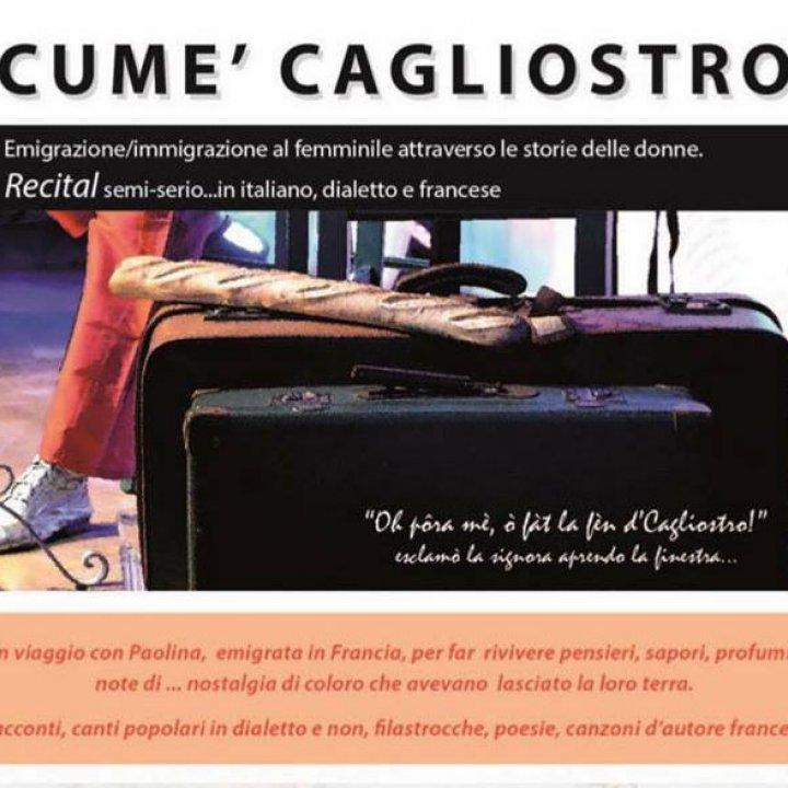 CUME' CAGLIOSTRO