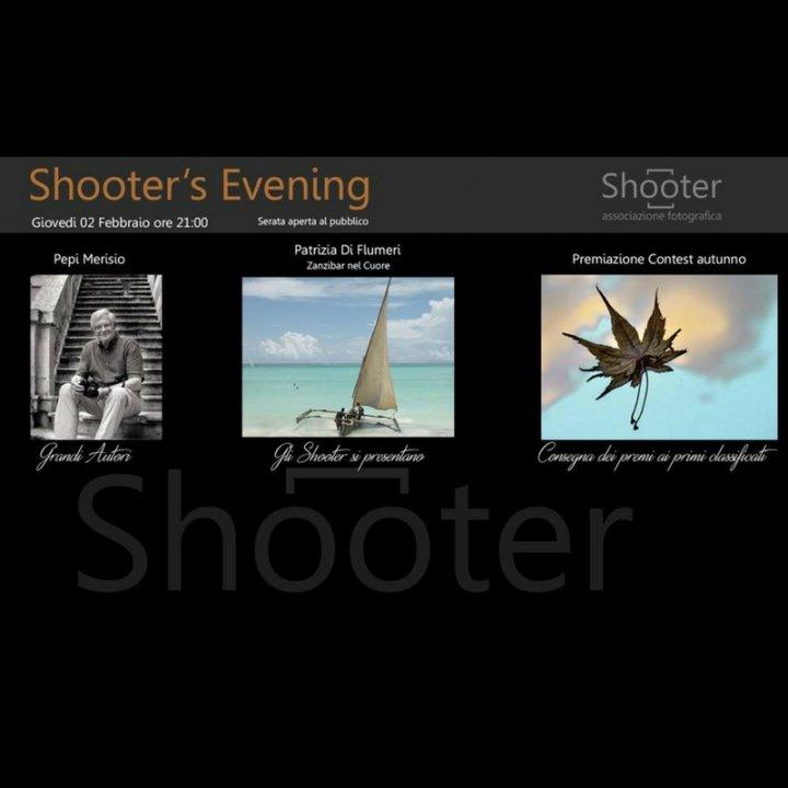 SERATA CON GLI SHOOTER