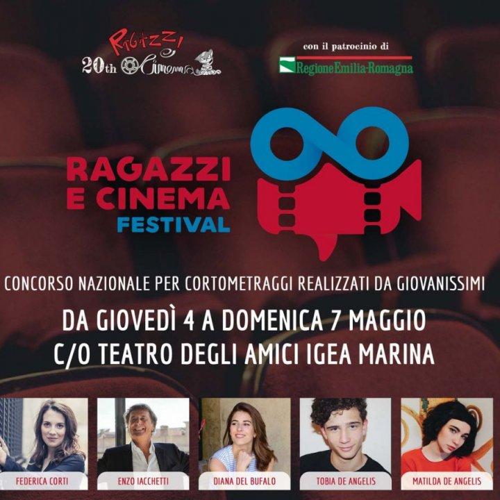 RAGAZZI E CINEMA FESTIVAL