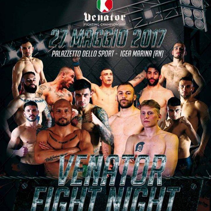 VENATOR FIGHT NIGHT