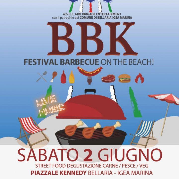 BBK FESTIVAL BARBECUE ON THE BEACH