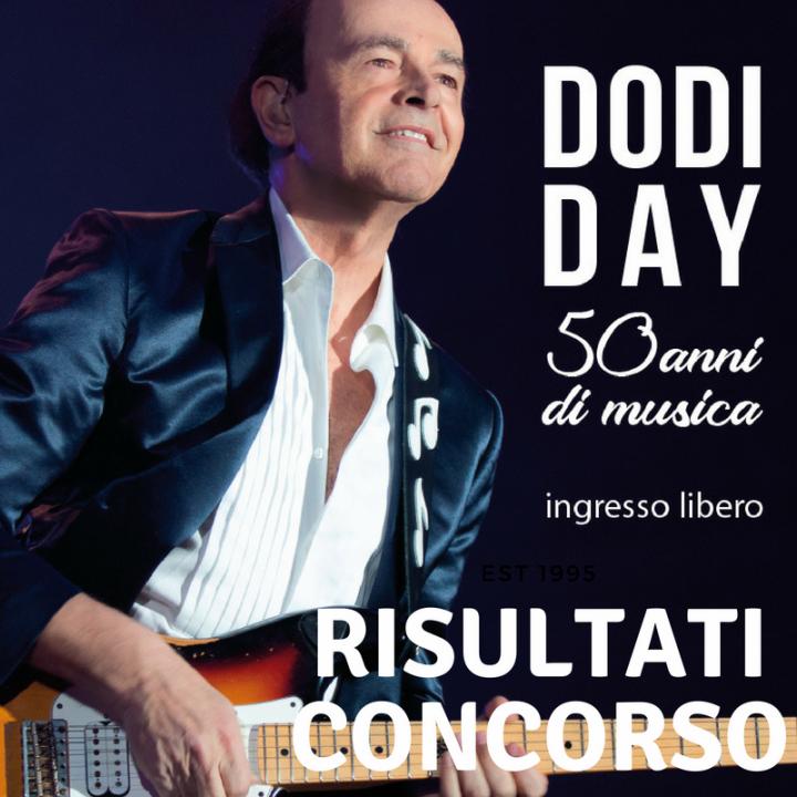 RISULTATI CONCORSO DODI DAY
