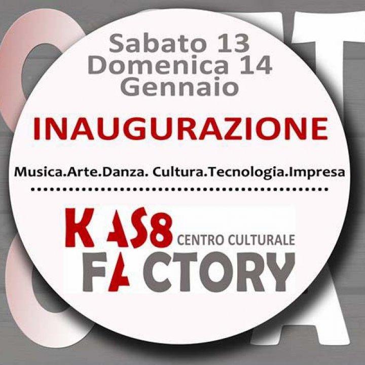INAUGURAZIONE KAS8 FACTORY