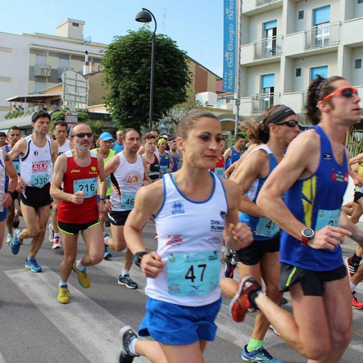 Maratonina dei Laghi: festa di sport a Bellaria Igea Marina