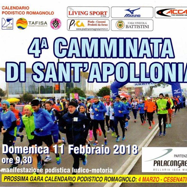 4^ CAMMINATA DI SANT'APOLLONIA