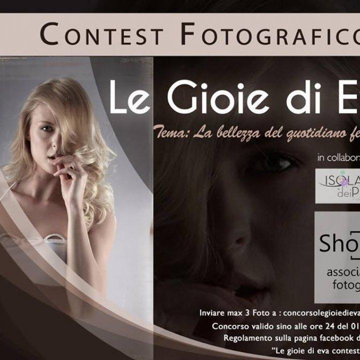 LE GIOIE DI EVA | CONTEST FOTOGRAFICO