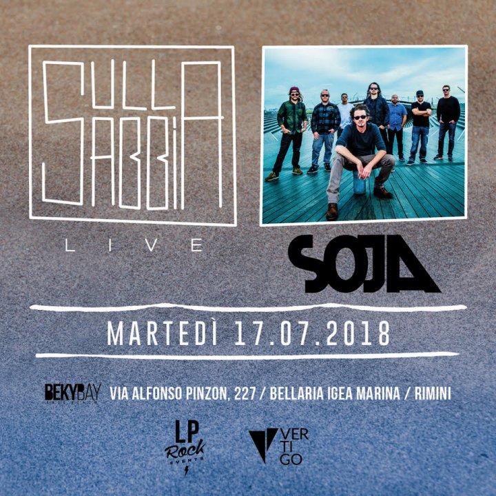 SULLA SABBIA | SOJA