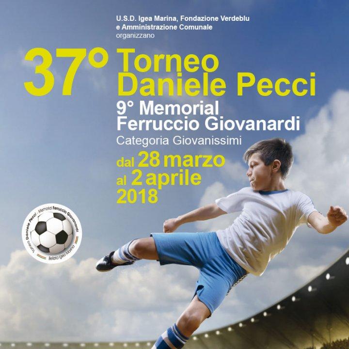 37° TORNEO DANIELE PECCI