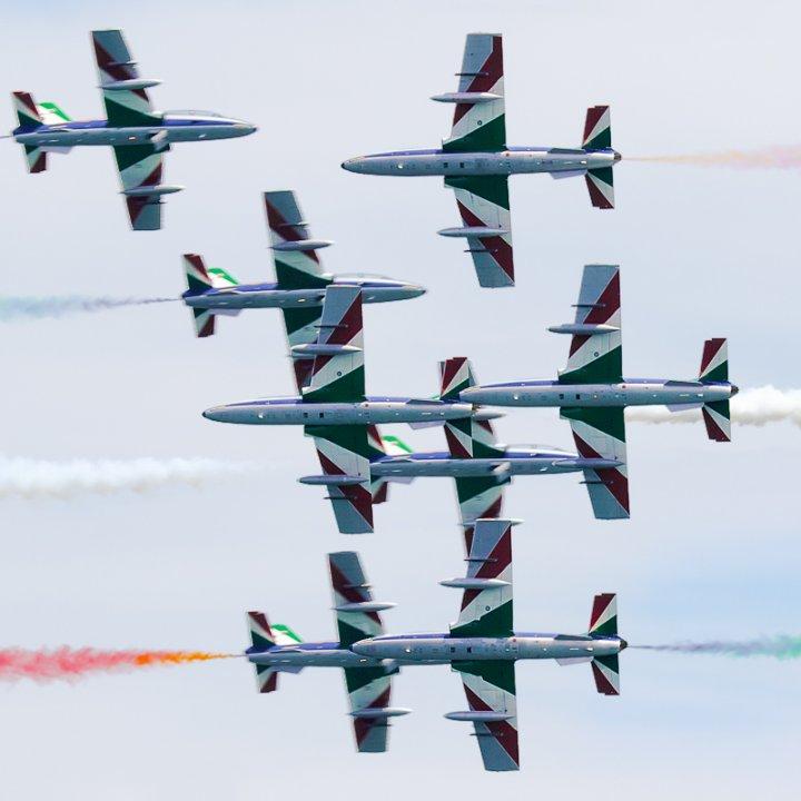 Bellaria Igea Marina Air Show: ecco il programma di volo