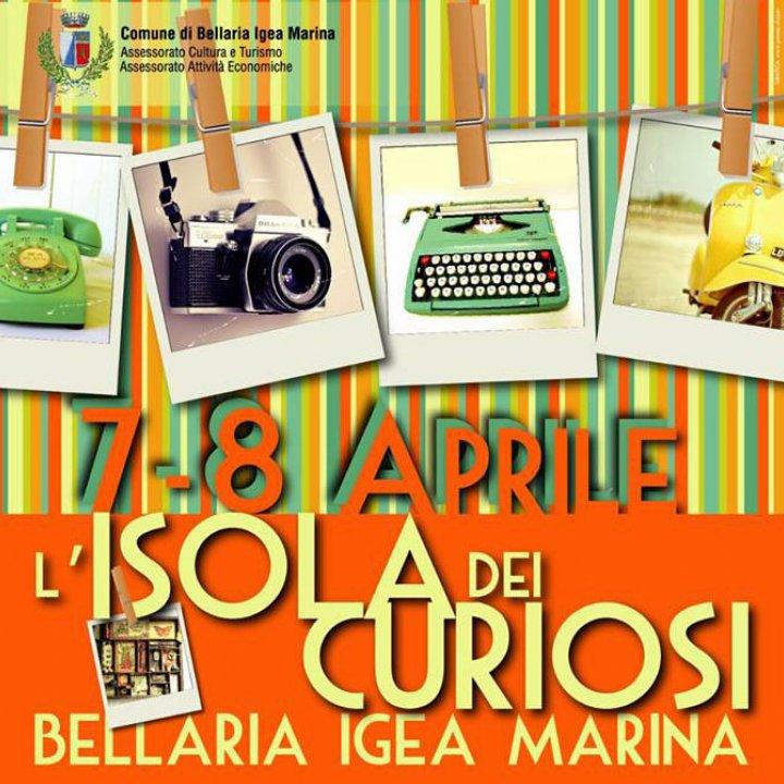 L'Isola dei Curiosi: 07-08 aprile a Bellaria Igea Marina