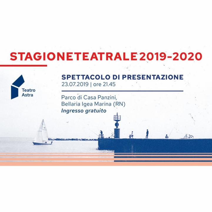 STAGIONE TEATRALE 2019-2020 | PRESENTAZIONE
