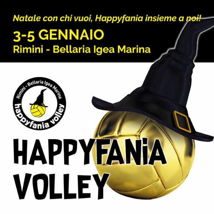 7° HAPPYFANIA VOLLEY