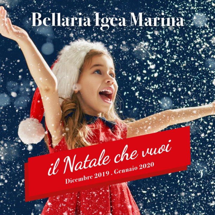 NATALE A BELLARIA IGEA MARINA