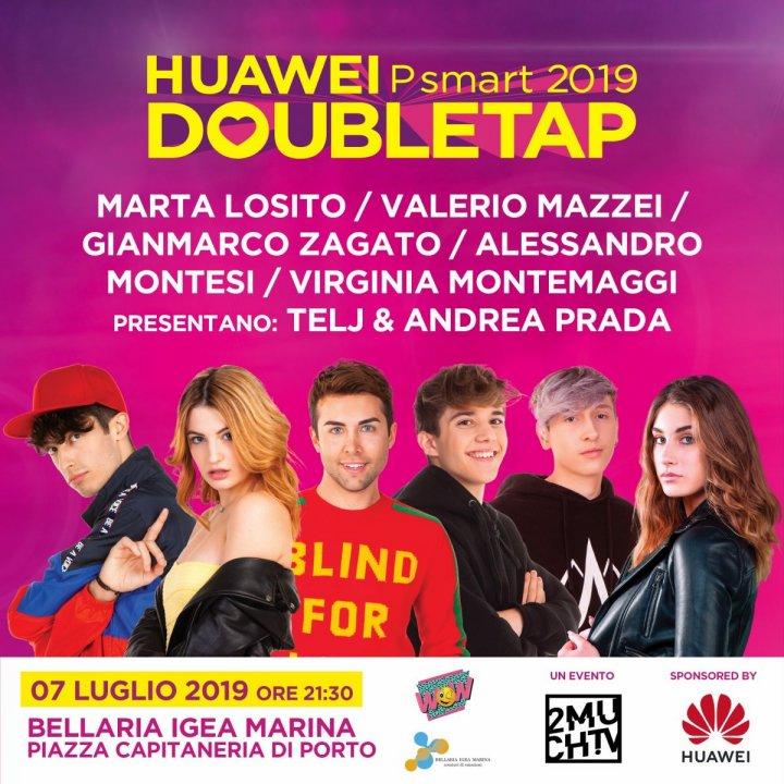 WOW | HUAWEI P SMART 2019 | DOUBLETAP TOUR
