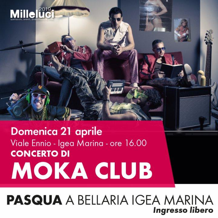 CONCERTO MOKA CLUB