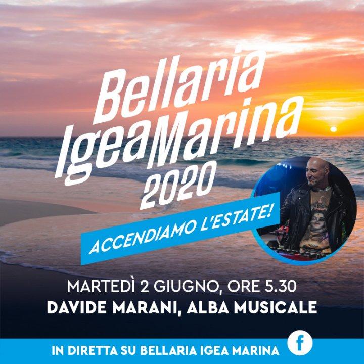 ACCENDIAMO L'ESTATE | ALBA  MUSICALE
