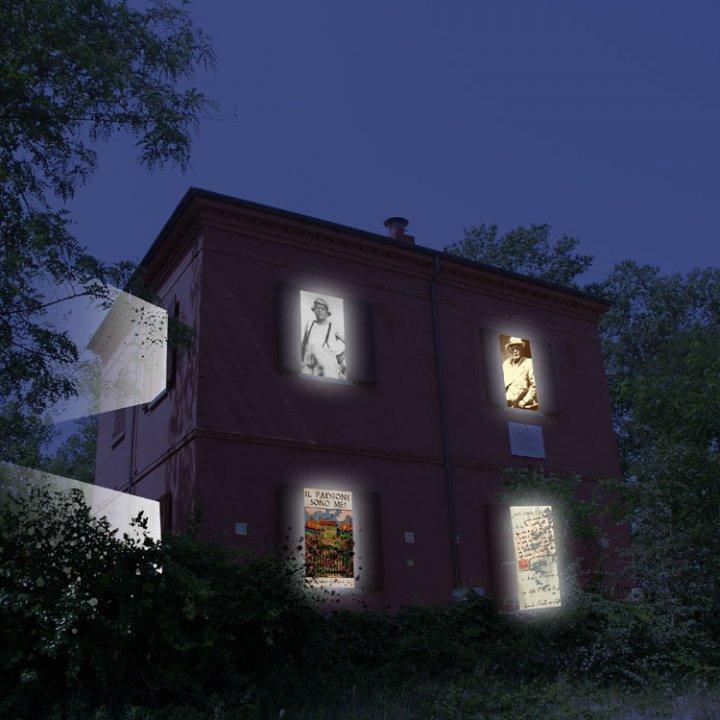 Museo La Casa Rossa di Alfredo Panzini: si alza il sipario sugli allestimenti estivi