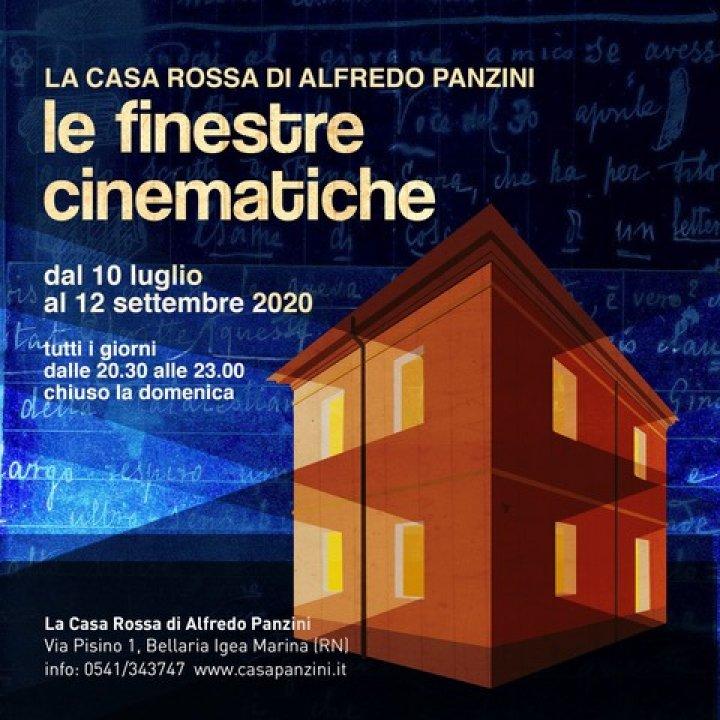 MOSTRA | LE FINESTRE CINEMATICHE