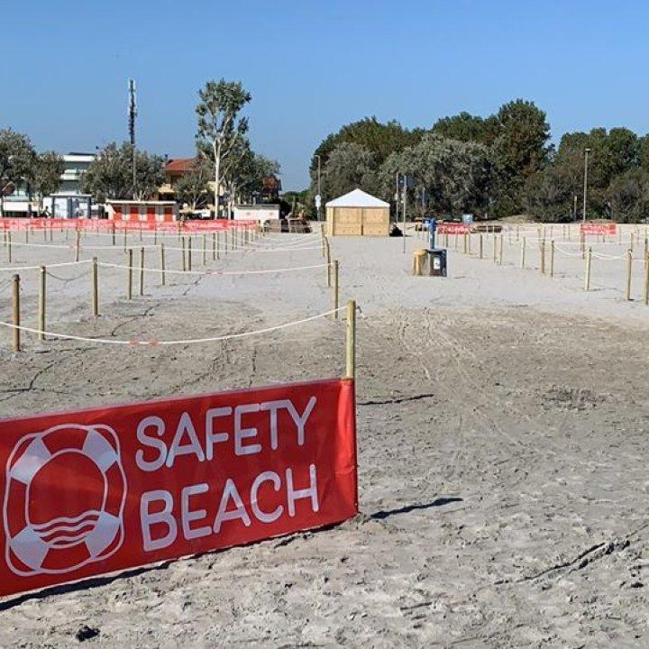 Al mare in sicurezza anche nella spiaggia libera: parte il progetto sperimentale Safety Beach