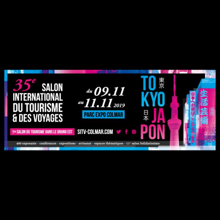 35^ SALON INTERNATIONAL DU TOURISME ET DES VOYAGES