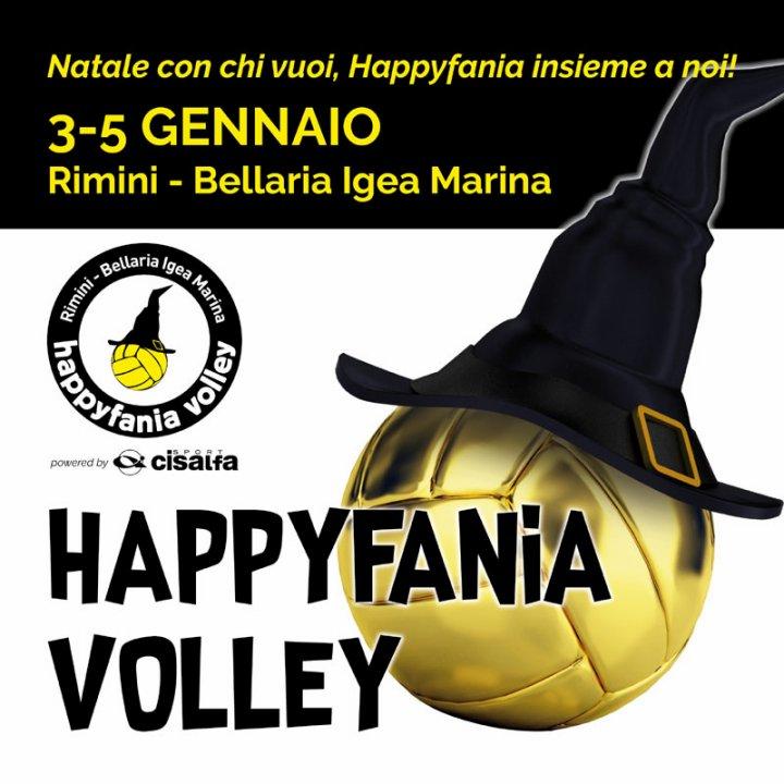 8° HAPPYFANIA VOLLEY