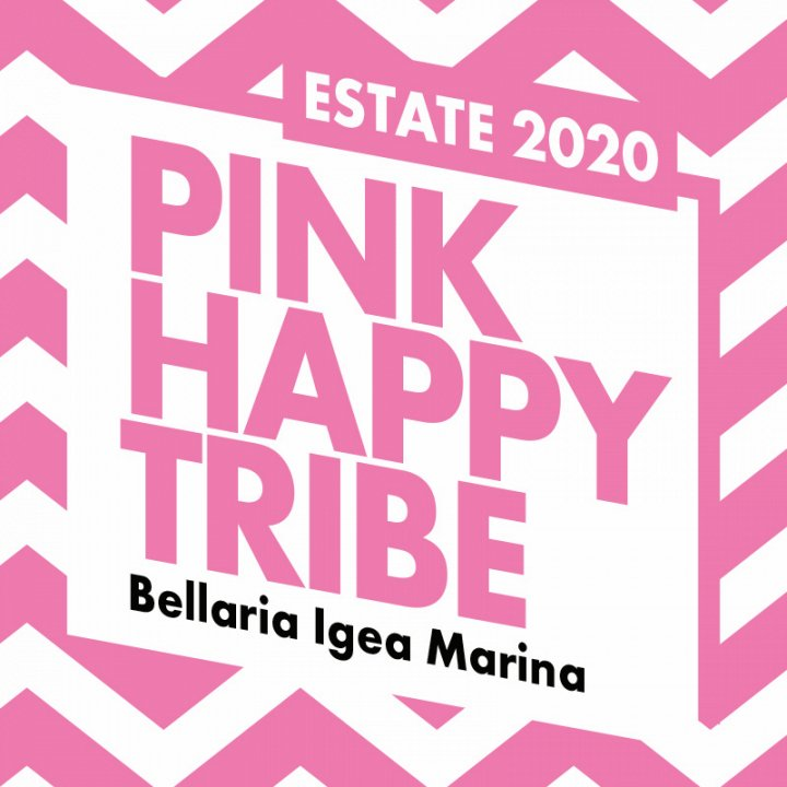 PINK HAPPY TRIBE