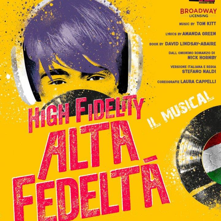 HIGH FIDELITY | ALTA FEDELTA'