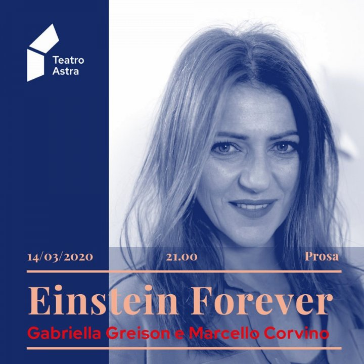 EINSTEIN FOREVER | GABRIELLA GREISON E MARCELLO CORVINO