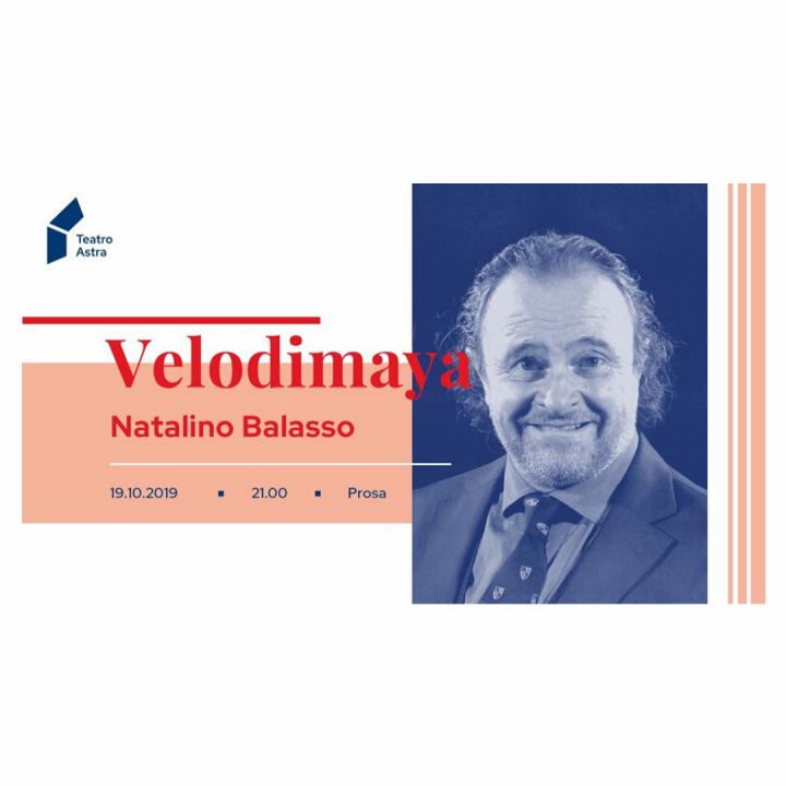 VELODIMAYA | NATALINO BALASSO