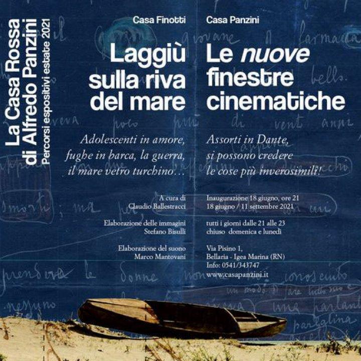 MOSTRA | LE NUOVE FINESTRE CINEMATICHE