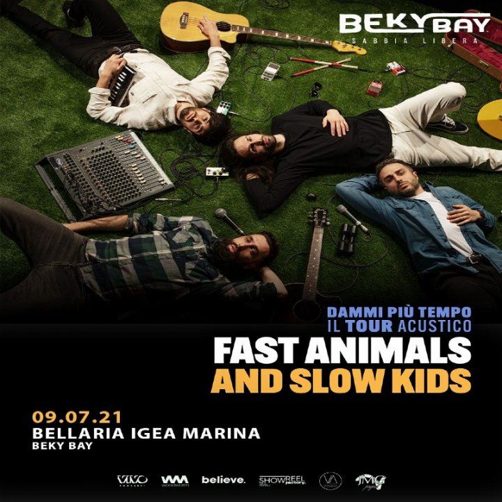 FAST ANIMALS AND SLOW KIDS | BEKY BAY