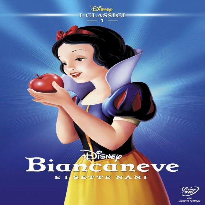 CINEFLOWER   BIANCANEVE E I SETTE NANI
