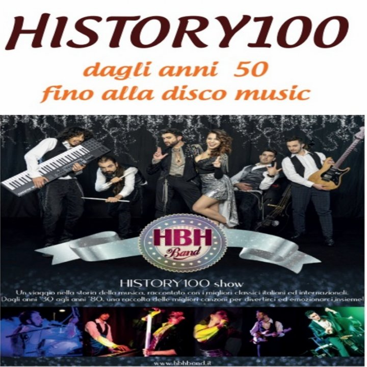 GIRO D'ESTATE NELLA BORGATA VECCHIA | HISTORY100