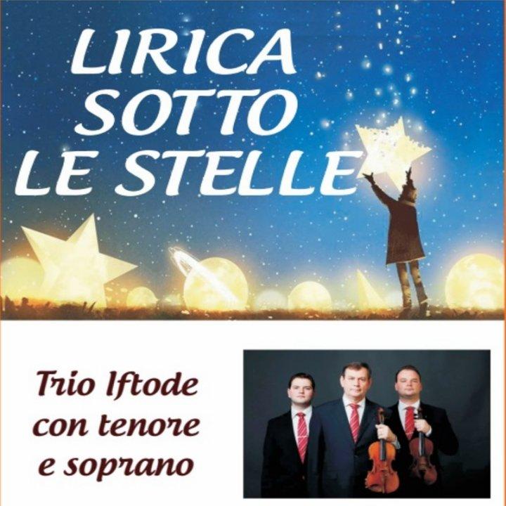 GIRO D'ESTATE NELLA BORGATA VECCHIA | LIRICA SOTTO LE STELLE