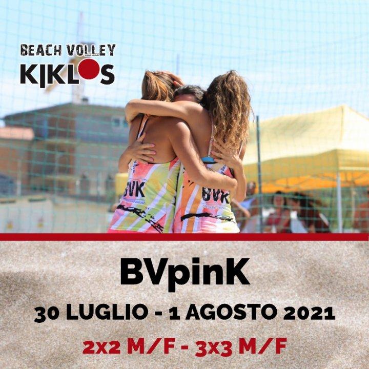 1° BVPINK 2021| BEACH VOLLEY PINK