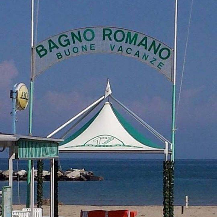 Bagno 17 romano bellaria igea marina - Bagno romano igea marina ...