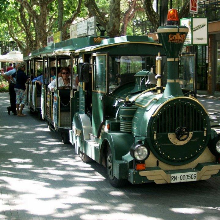 TRAIN DE LA VILLE