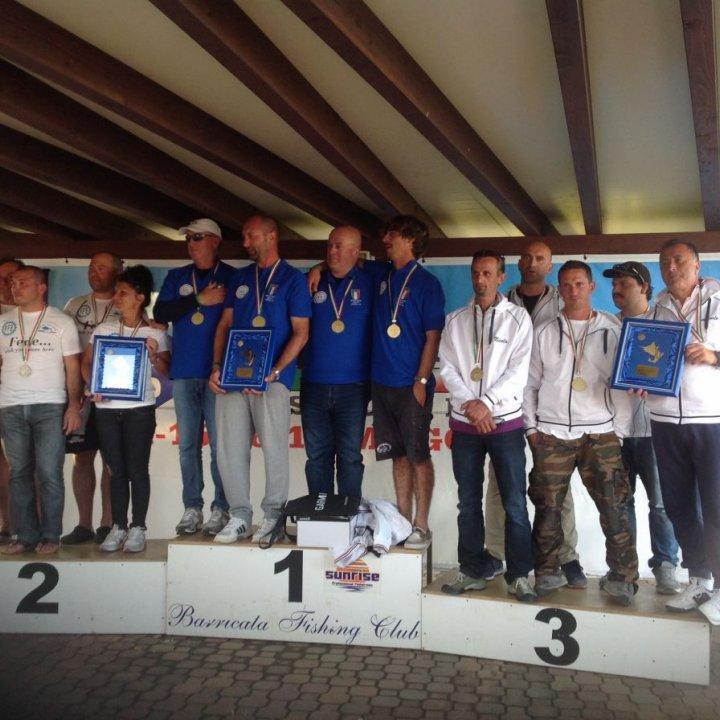 Il Circolo Nautico di Bellaria Igea Marina è campione d'Italia di pesca al tonno in drifting
