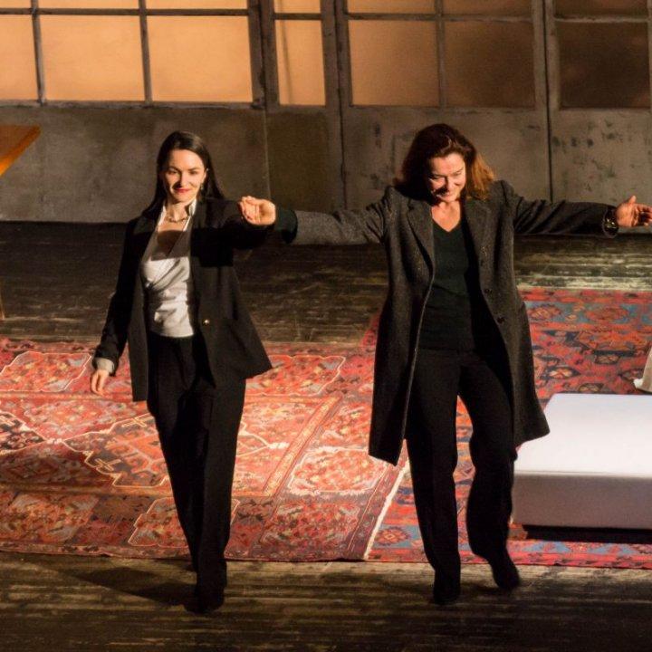Monica Guerritore e Alice Spisa incantano Bellaria Igea Marina