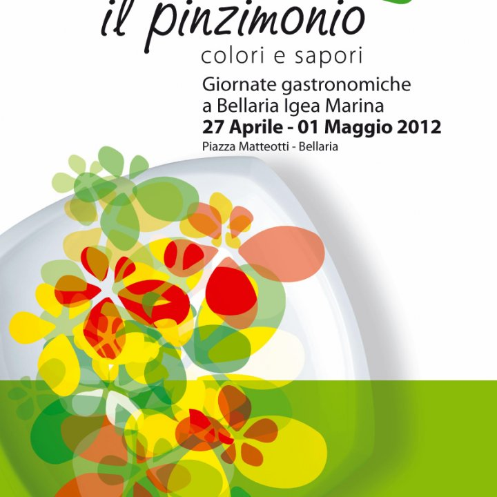 IL PINZIMONIO colours and flavours 27 april-01 may 2012