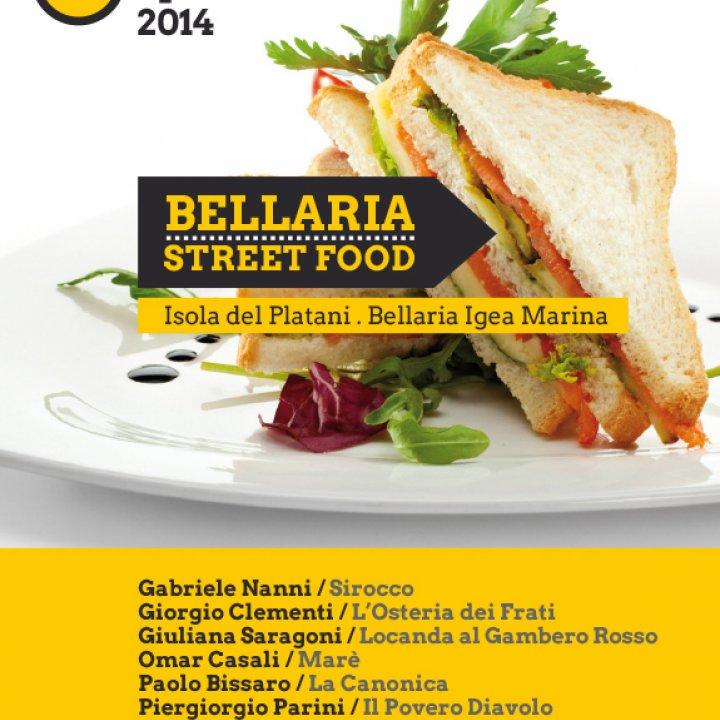BELLARIA STREET FOOD 13 aprile 2014