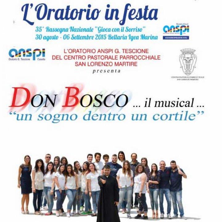 L'ORATORIO IN FESTA - MUSICAL