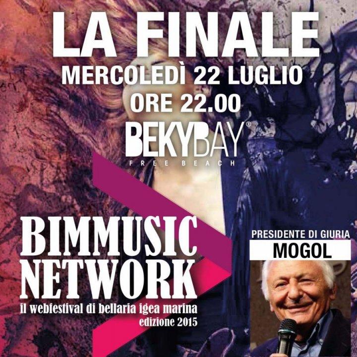 BIM MUSIC NETWORK - LA FINALE