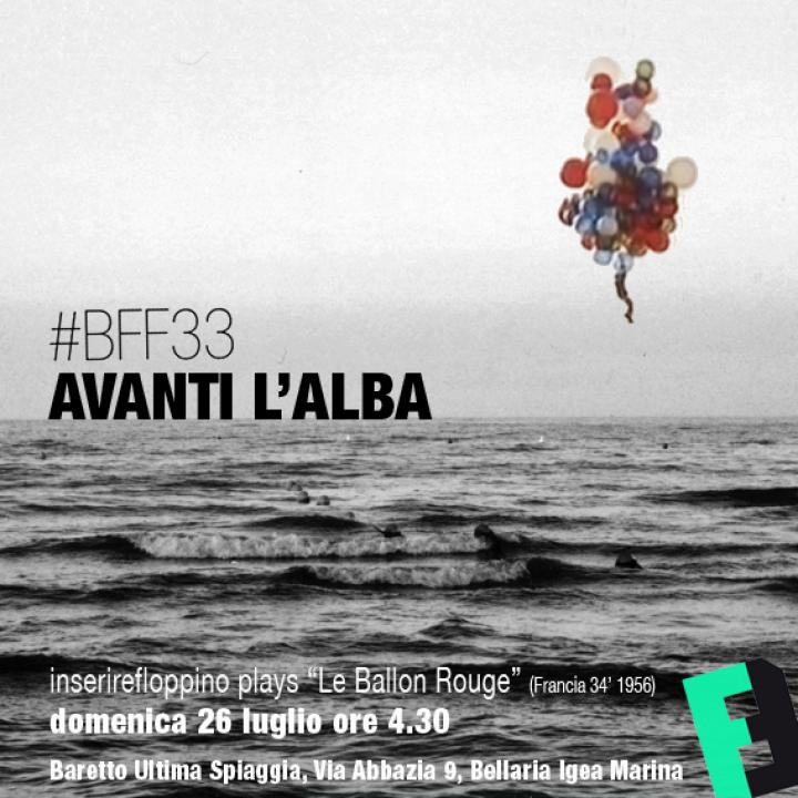 AVANTI L'ALBA - BFF 33