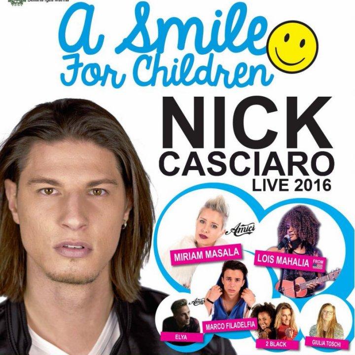 NICK CASCIARO LIVE