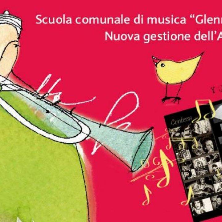 """INAUGURAZIONE SCUOLA COMUNALE DI MUSICA """"GLENN GOULD"""""""